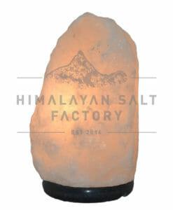 2-3kg White Himalayan Salt Lamp | Himalayan Salt Factory