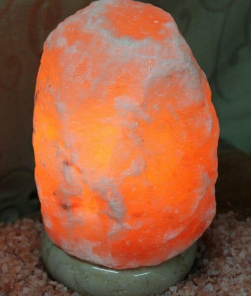 3-5kg Natural Shaped Himalayan Salt Lamp | Himalayan Salt Factory