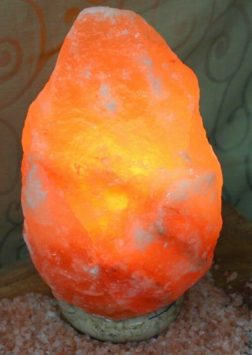 5-7kg Natural Shaped Himalayan Salt Lamp | Himalayan Salt Factory