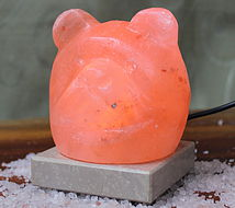 Himalayan USB Bear Cub Salt Lamp | Himalayan Salt Factory
