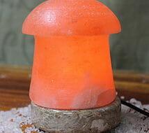 Himalayan USB Mushroom Salt Lamp | Himalayan Salt Factory