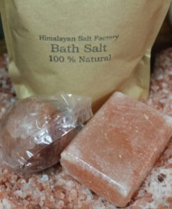 Himalayan Salt Bath Pack | Himalayan Salt Factory