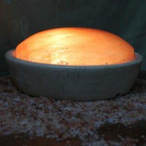 Foot Detox Salt Lamp | Himalayan Salt Factory