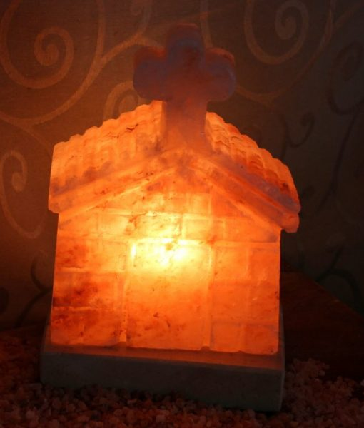 Church Salt Lamp Himalayan Salt Factory