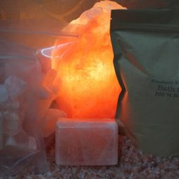 Himalayan Salt Blissful Bathing Pack | Himalayan Salt Factory