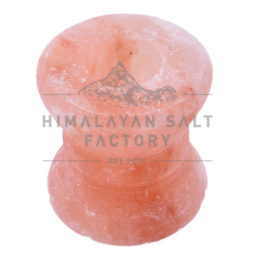 Himalayan Salt Goblet Shaped Tealight Candle Holder | Himalayan Salt Factory