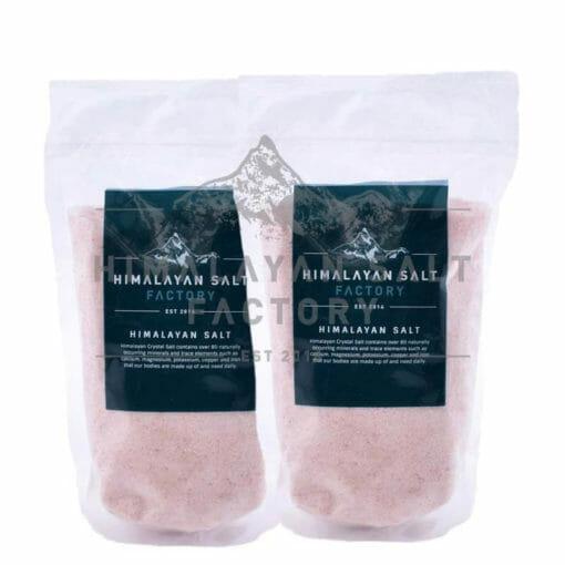 2kg Himalayan Bath Salt | Himalayan Salt Factory