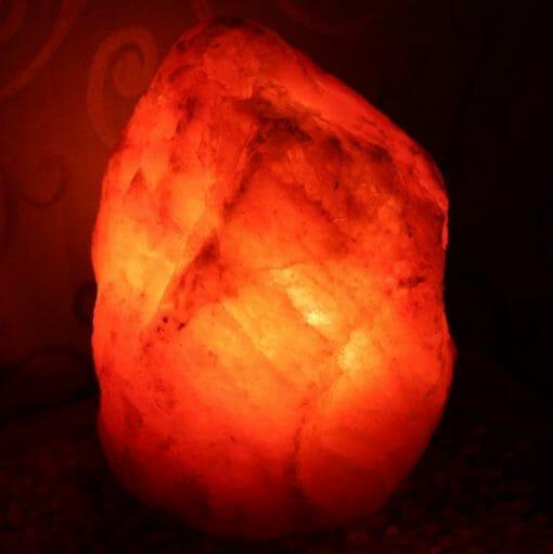 2-3kg Natural Shaped Himalayan Salt Lamp No Base   Himalayan Salt Factory