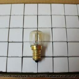 Himalayan Salt Lamp Replacement Bulbs 15W | Himalayan Salt Factory