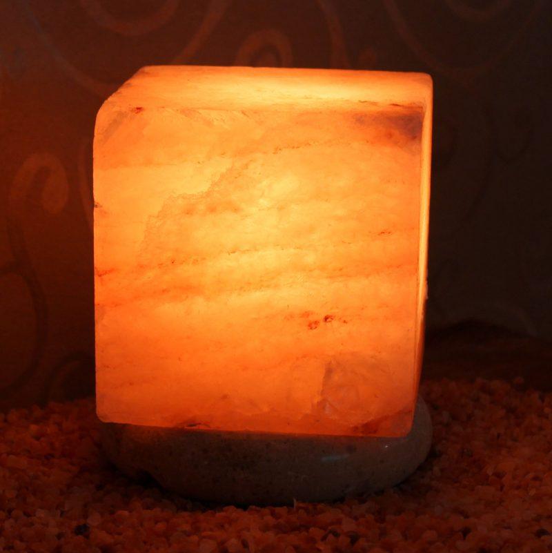 Himalayan Salt Lamp Rockingham : Cube Salt Lamp Himalayan Salt Factory