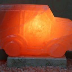 Crafted Himalayan Salt Car Lamp | Himalayan Salt Factory