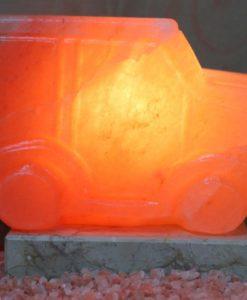 Crafted Himalayan Car Salt Lamp   Himalayan Salt Factory