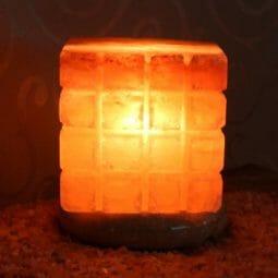 Crafted Cube Bricked Salt Lamp | Himalayan Salt Factory