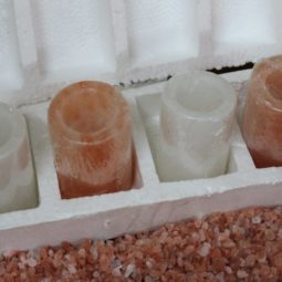 Himalayan Salt Shot Glasses | Himalayan Salt Factory