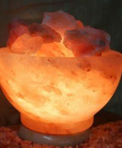 Himalayan Salt Fire Bowl | Himalayan Salt Factory