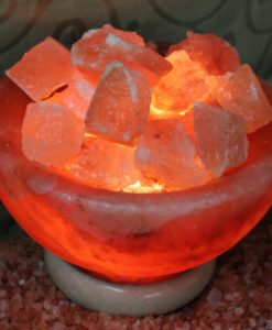 Himalayan Salt Fire Bowl | Himalayan Salt Factory