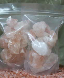 Himalayan Salt Chunks 500g x 2 | Himalayan Salt Factory