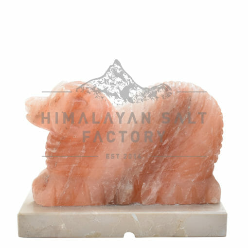 Crafted Himalayan Ram Salt Lamp | Himalayan Salt Factory