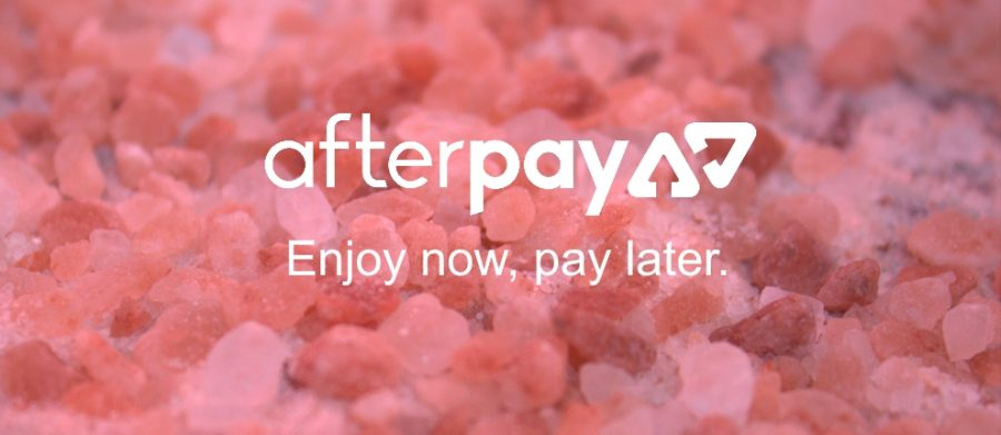 Afterpay Page Banner - Himalayan Salt Factory