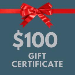 Gift Certificate $100 | Himalayan Salt Factory