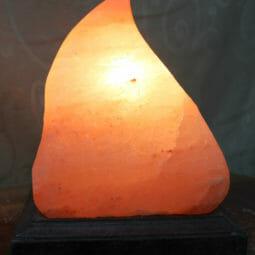 Crafted Himalayan Wave Salt Lamp   Himalayan Salt Factory