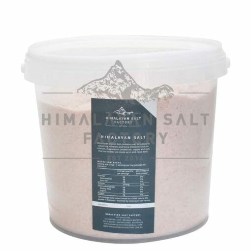 5kg Fine Himalayan Salt   Himalayan Salt Factory