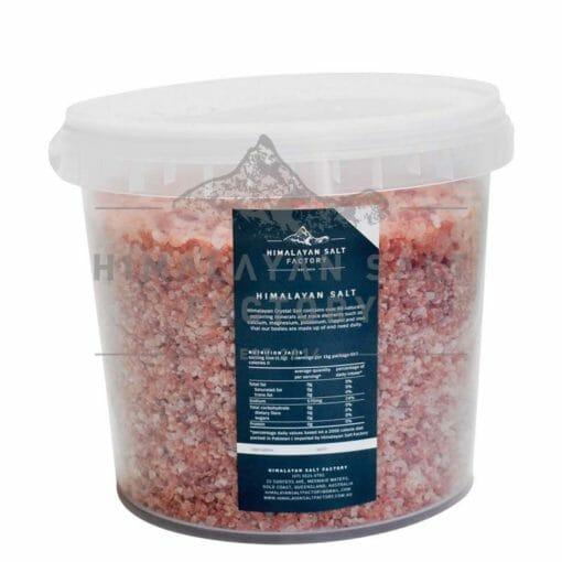 5kg Himalayan Salt Granules | Himalayan Salt Factory