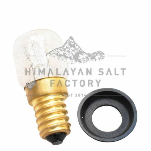 Bulb and Seal | Himalayan Salt Factory