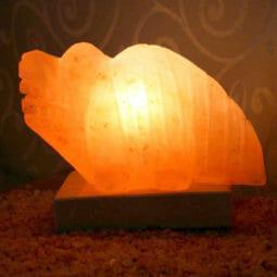 Crafted Himalayan Crocodile Salt Lamp   Himalayan Salt Factory