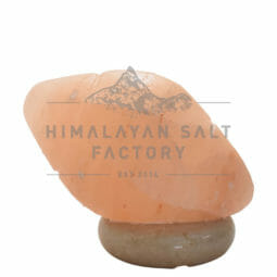 Crafted Himalayan Football Salt Lamp | Himalayan Salt Factory