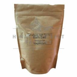 700g Himalayan Bath Salt + Magnesium | Himalayan Salt Factory