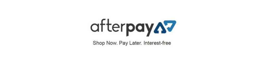 AfterPay Website Banner | Himalayan Salt Factory