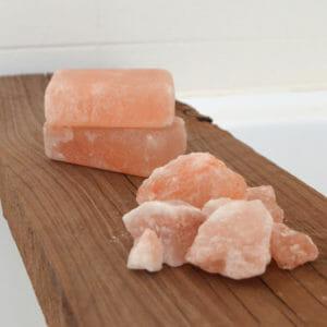 How to detox your body using Himalayan salt - Bath