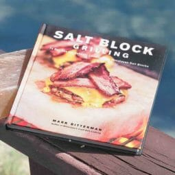 Himalayan Salt Block Grilling Book | Himalayan Salt Factory