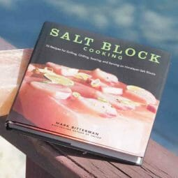 Himalayan Salt Block Cooking Book | Himalayan Salt Factory