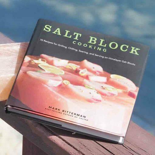 Himalayan Salt Block Cooking Book | Himalayan Salt Factory