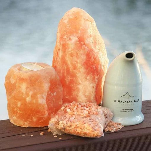 Himalayan Salt Breathe Easy Pack | Himalayan Salt Factory