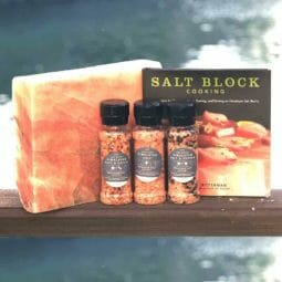 Himalayan Salt Cooking Block Package | Himalayan Salt Factory