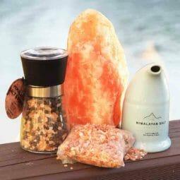 Himalayan Salt Essentials Pack | Himalayan Salt Factory