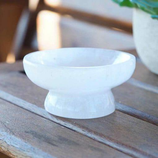 Selenite Bowl | Himalayan Salt Factory