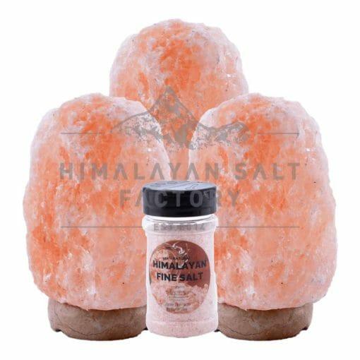 Nov Deal | Himalayan Salt Factory