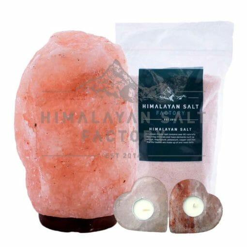 Oct Deal | Himalayan Salt Factory