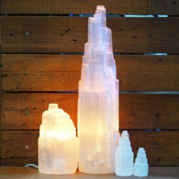 Christmas Selenite Special 1 | Himalayan Salt Factory