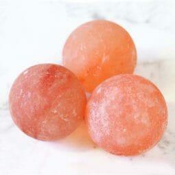 Himalayan Salt Chi Balls   Himalayan Salt Factory