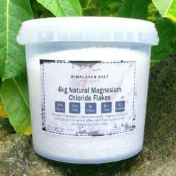 4kg magnesium I Himalayan Salt Factory