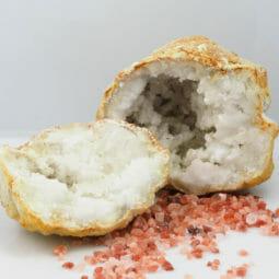 Geode | Himalayan Salt Factory