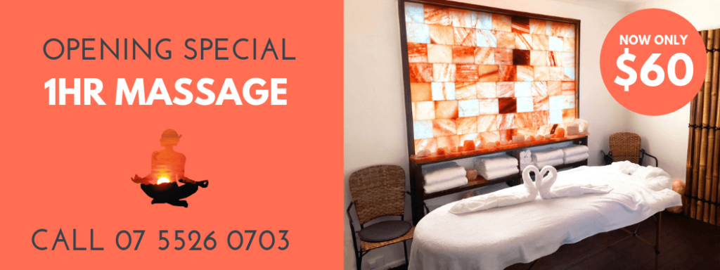 HSF - Wellness Centre Opening Special Massage