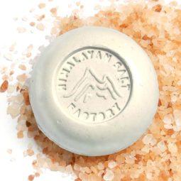 Himalayan Salt Goats Milk Soap Bar | Himalayan Salt Factory