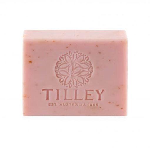 Tilley Classic Soap Black Boy Rose-100g | Himalayan Salt Factory