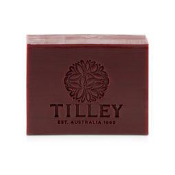 Tilley Classic Soap Pomegranate 100g   Himalayan Salt Factory
